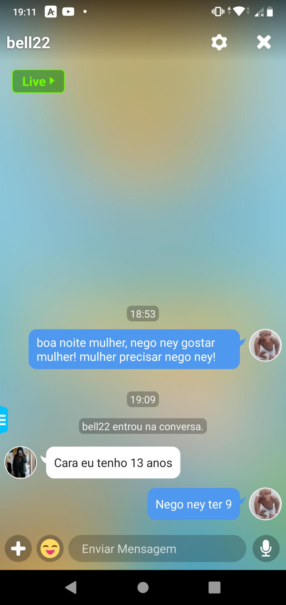 Nego ney e suas ma - meme