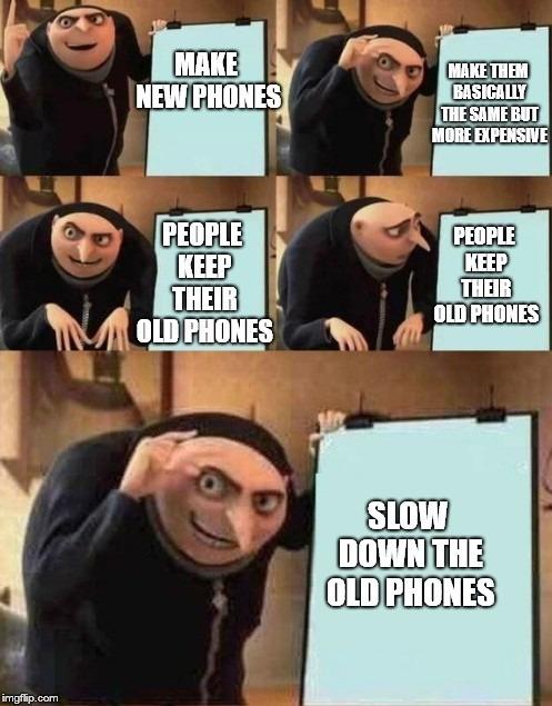 Enter Apple - meme