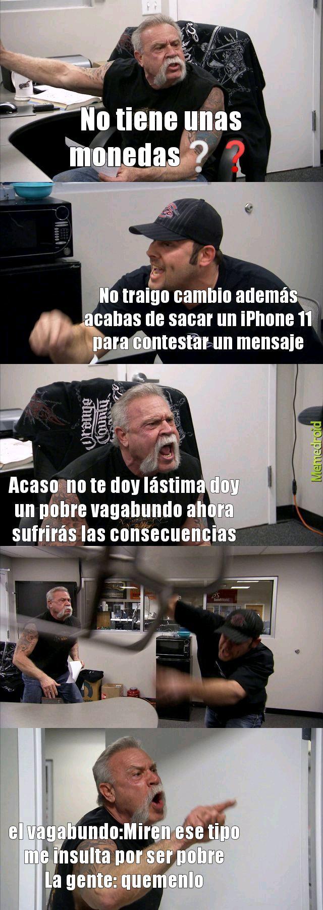 Vagabundo - meme