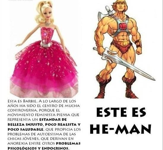 Este es He-Man - meme