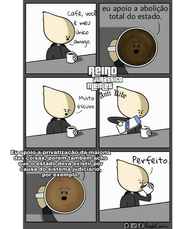 Minarquismo - meme