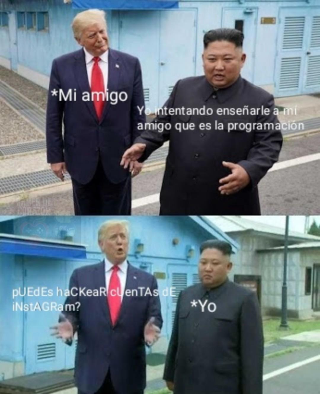 PINCHI PENDEJO QLIAO MAMAGUEVO - meme