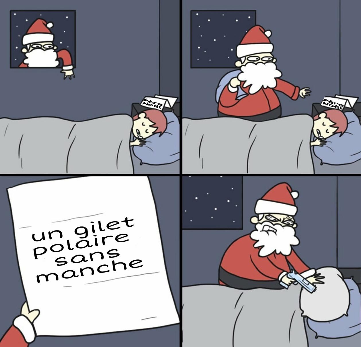 Quel est votre pire cadeau de Noël ? - meme