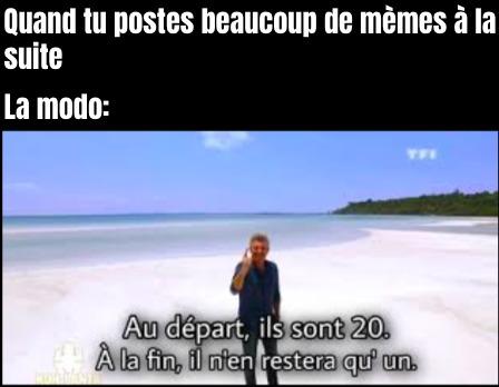 """je viens de voir que le tag """"meme power point"""" et le plus populaires sur le serveur français, merci les gars, je tenais aussi à remercier le Communisme qui m'a tant inspiré"""