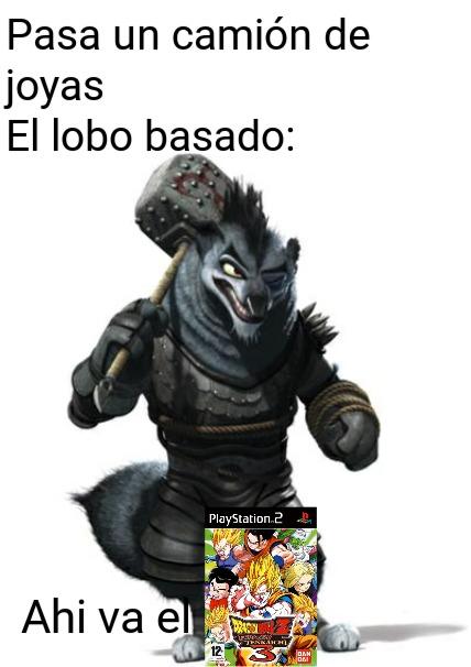 PTM Que Juegazo - meme