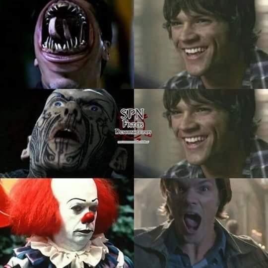 The clows - meme