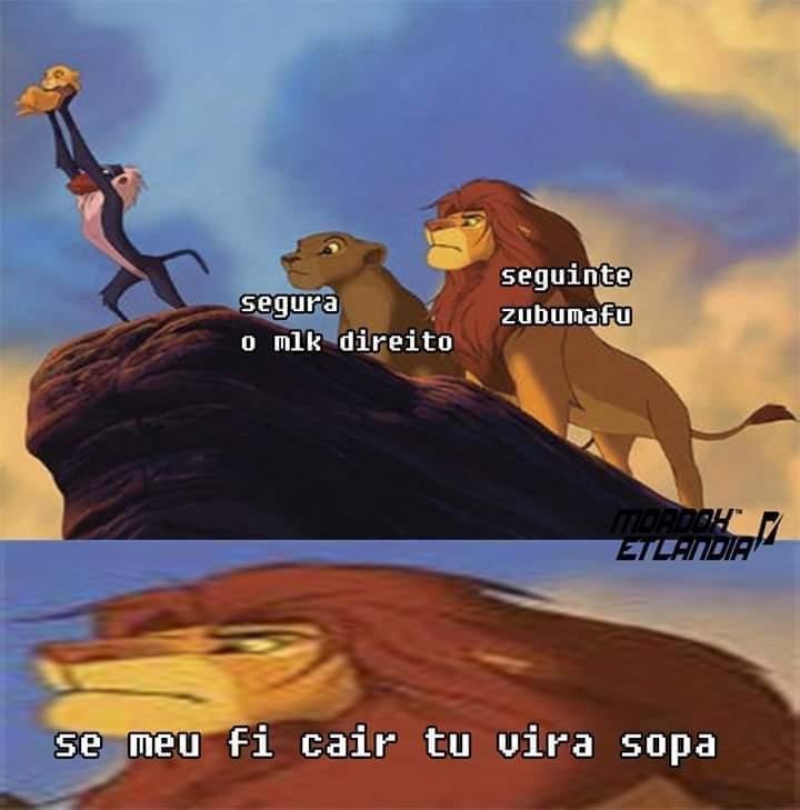 ZUBUMAFU KKKKKKKKKK - meme