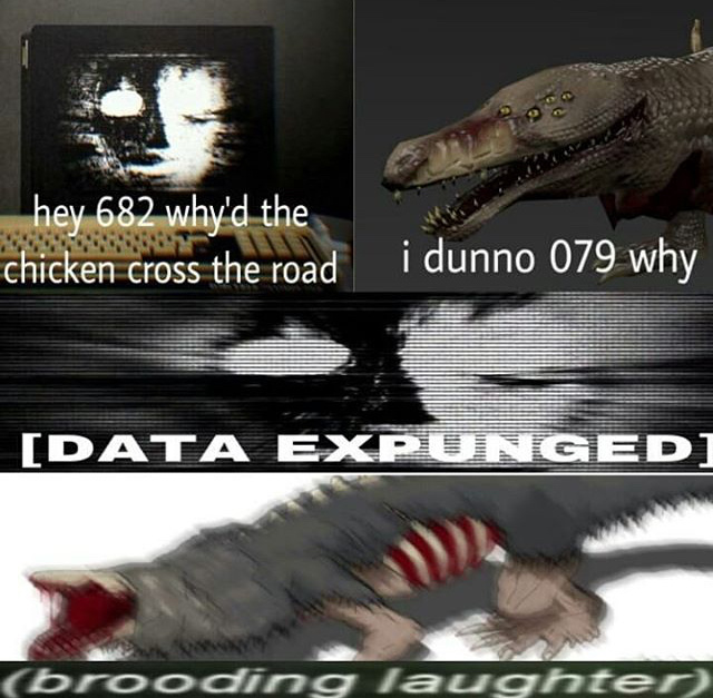 Everybody gangsta until the [REDACTED] starts [DATA EXPUNGED] - meme
