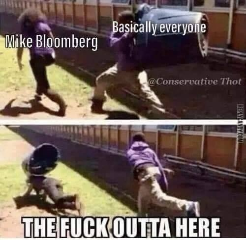 Title bought YouTube premium because of Bloomberg. - meme
