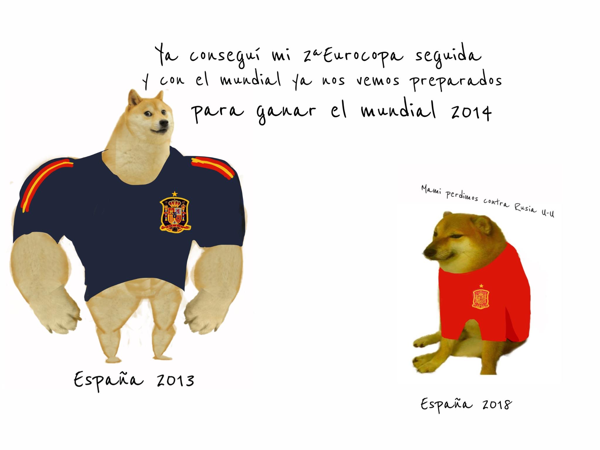 España :/ - meme