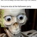 I'm sad spooky season is over