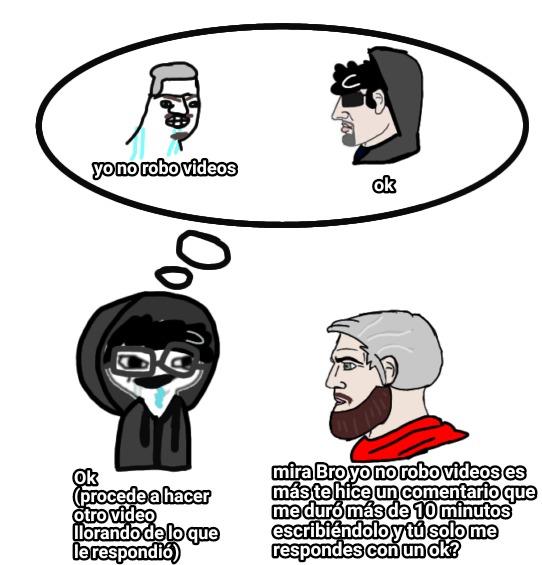 Contexto en los comentarios - meme