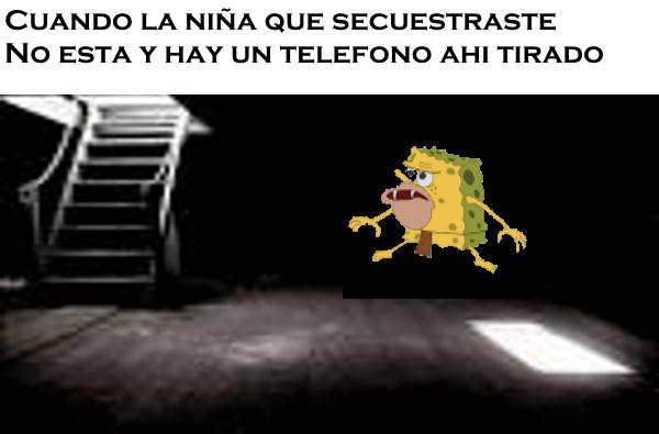 ¡F.B.I Alert! - meme