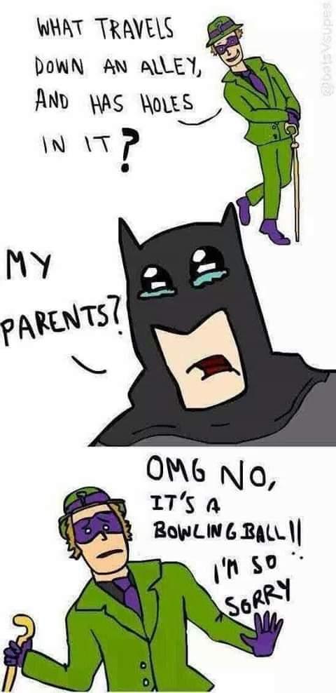 God Damn it batman - meme