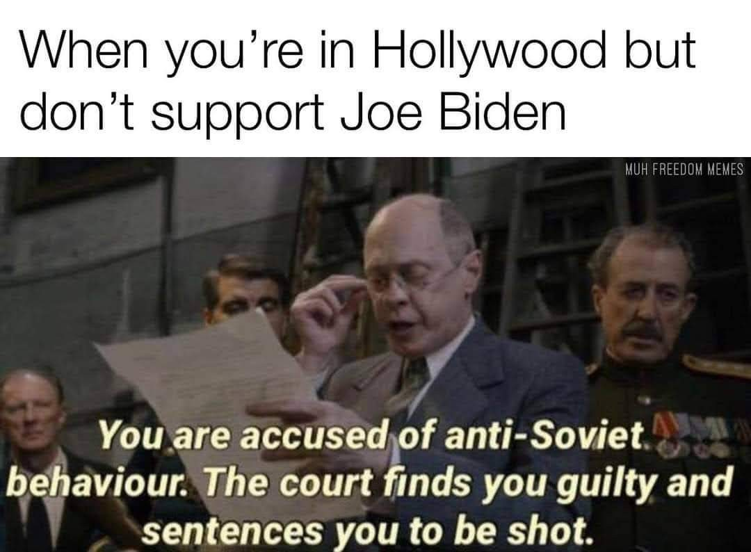 Hollywood be like - meme