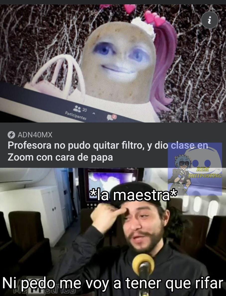 Grande profesora - meme