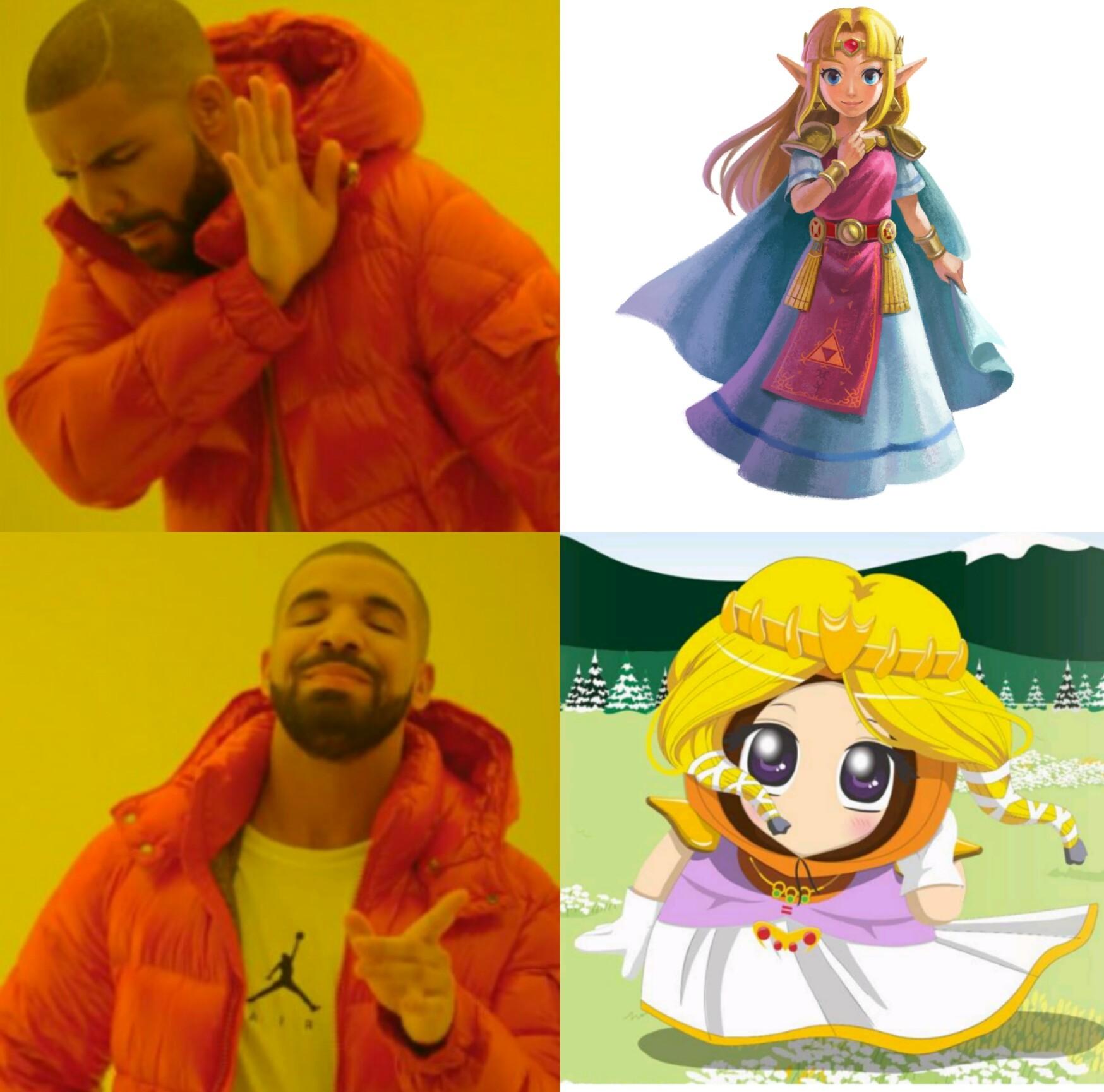 Princesa Kenny, la mejor - meme