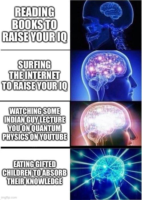 I have ascended - meme