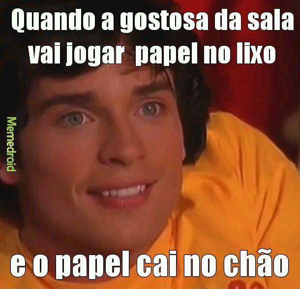 Clarqui Quente Safadaum 01 - meme