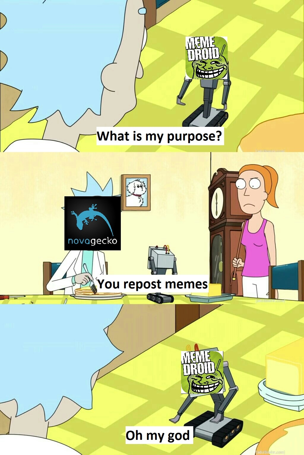 Sad! - meme