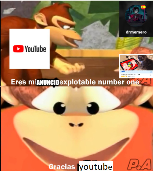 puto youtube - meme