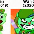 Como una cabeza de Wario se convirtió en el creepypasta mejor desarrollado de los últimos 10 años? :yaoming: