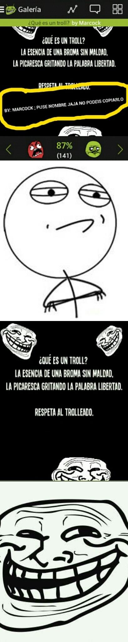 troll trolled - meme