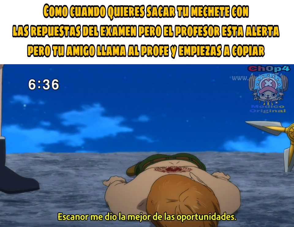 Escanor vs meliodas ¿Quien ganaria? - meme