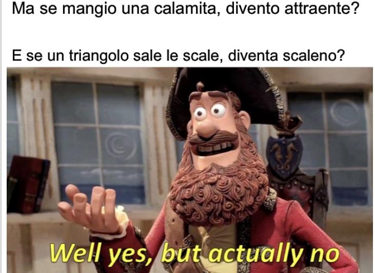 Battute in classe mia parte 1 - meme