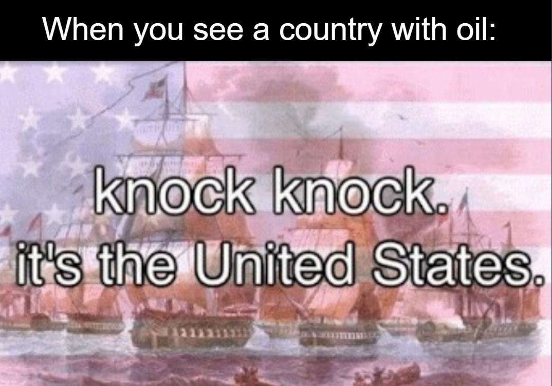 OIL D E T E C T E D - meme