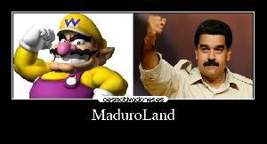MADUROLAND - meme