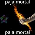 Paja mortal