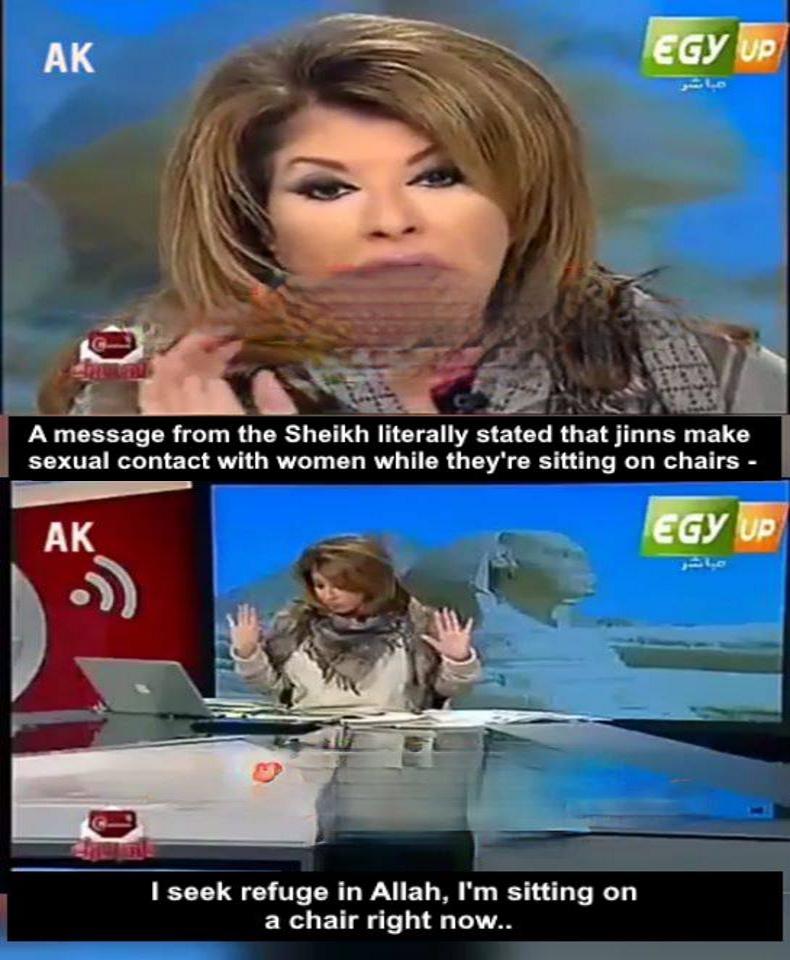 Chair Jihad - meme