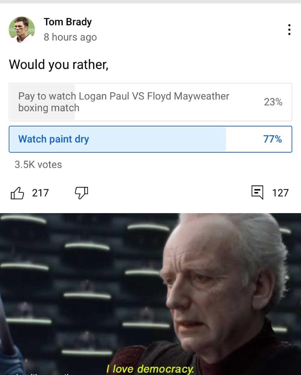 money Paul - meme