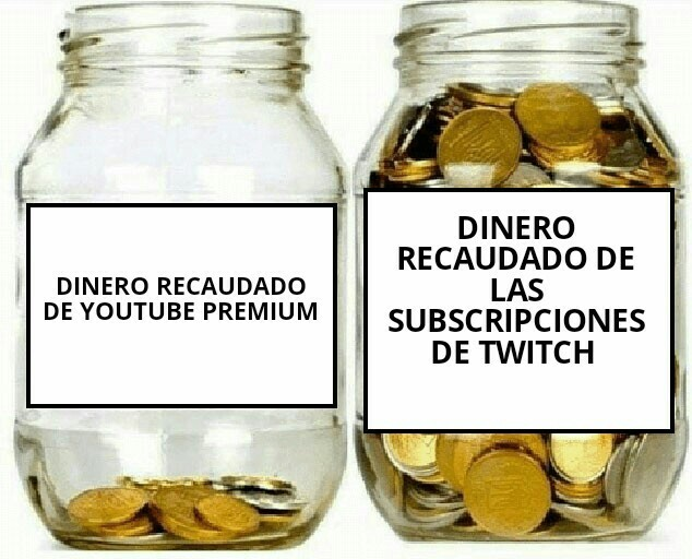 Youtube Premium es un acosador y machista - meme