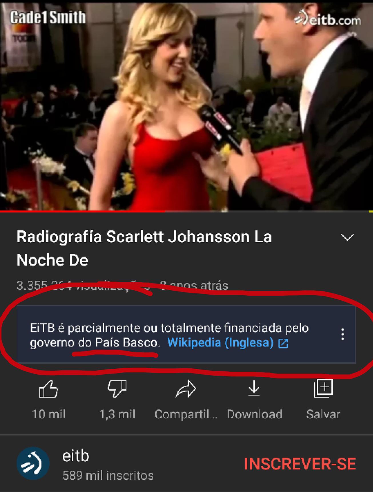 Esse governo do País Basco tá investindo em umas coisas meio estranhas - meme