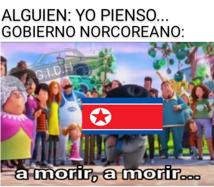 Comunistas en general - meme
