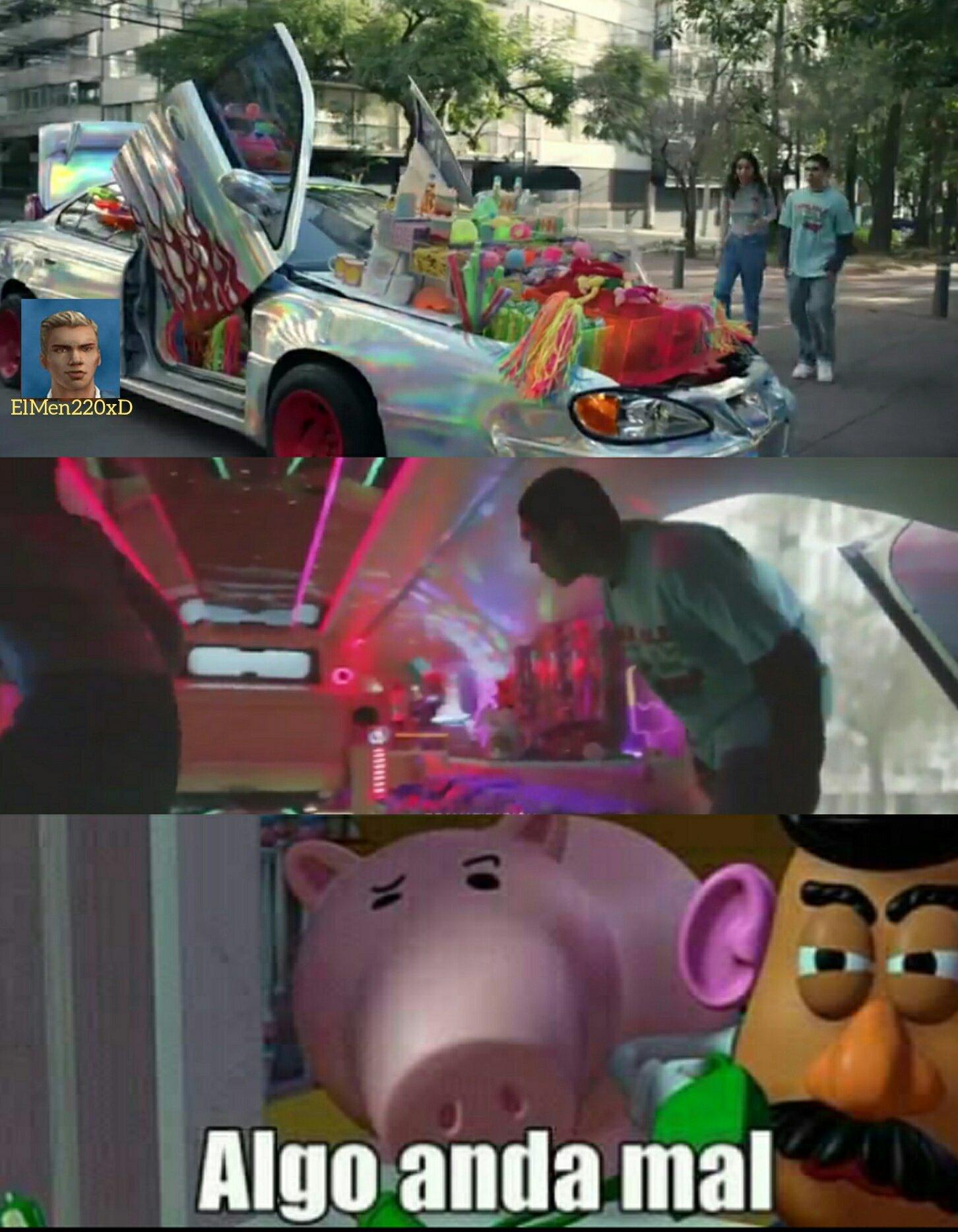 Un comercial de doritos - meme
