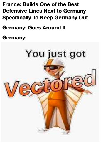 You Just Got Vectored - meme