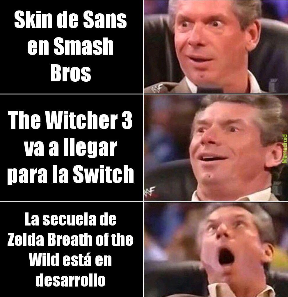 Que salga yaaaaa!!! - meme