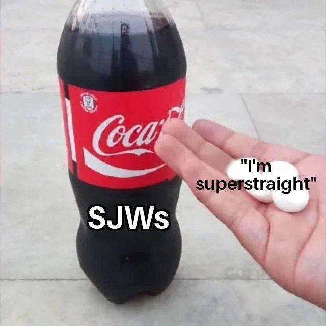 The Power of SS - meme