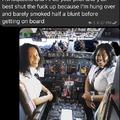Black airlines