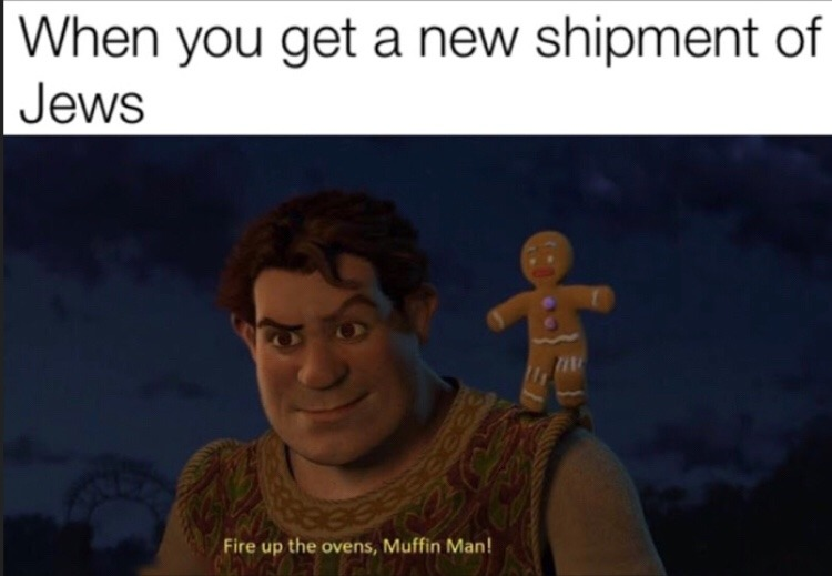 Le jew - meme