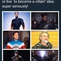 You either die as a hero.... Or live long enough to become a reposter