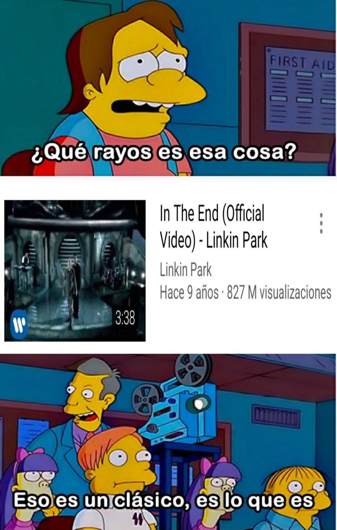 Linkin Park - meme
