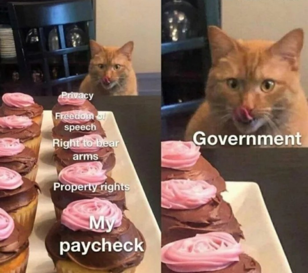 Government be like - meme