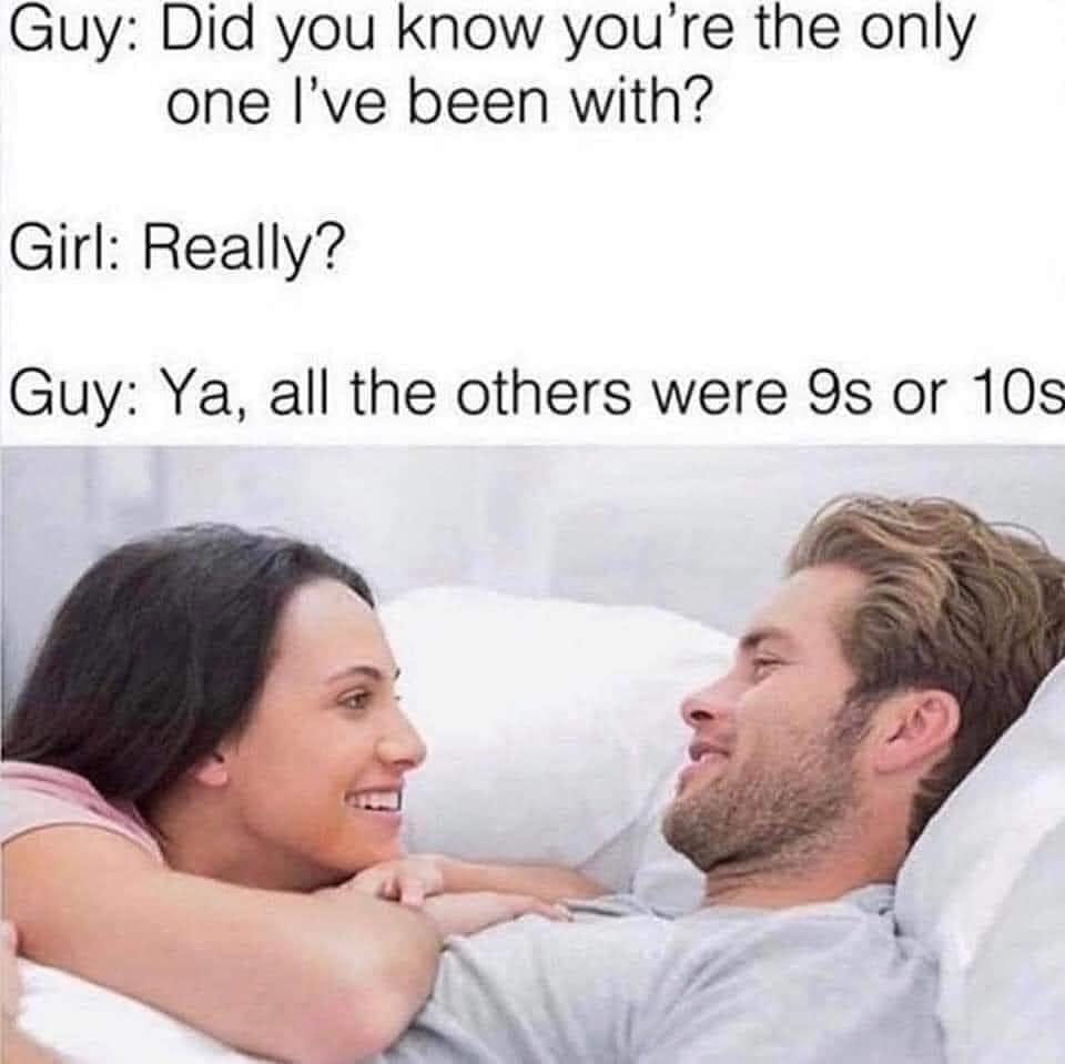 Ones do butt stuff - meme
