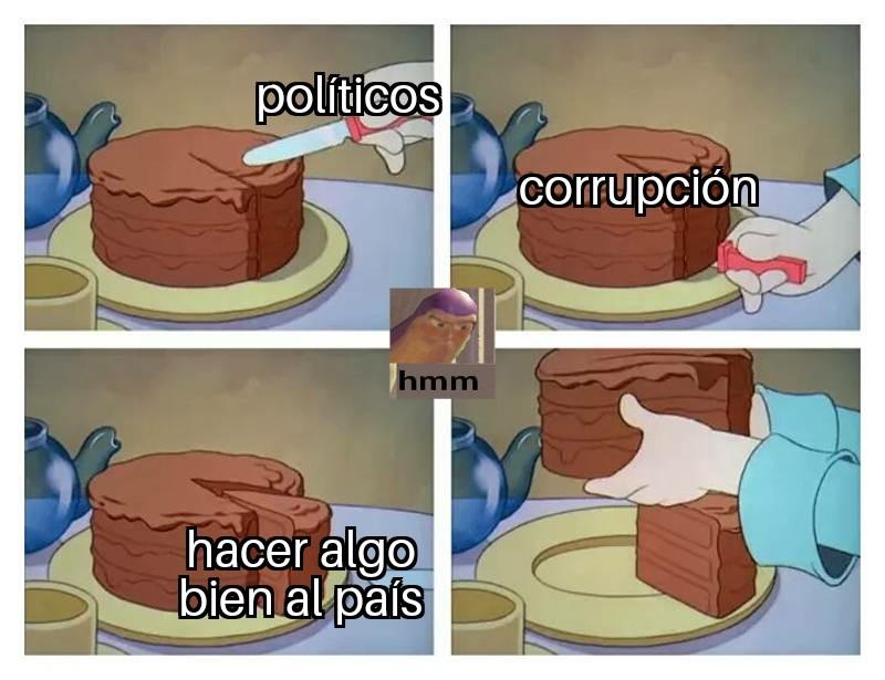 Digan una verdad del gobierno:challenge: - meme