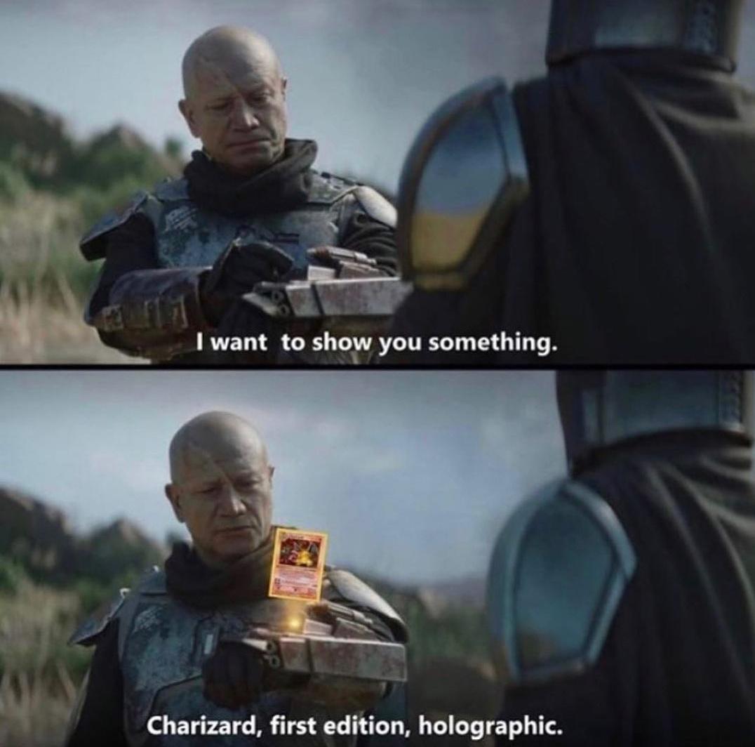Pokemon, hmmmm - meme