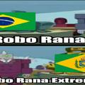 el robo rana extremo era el imperio de brasil si se preguntan